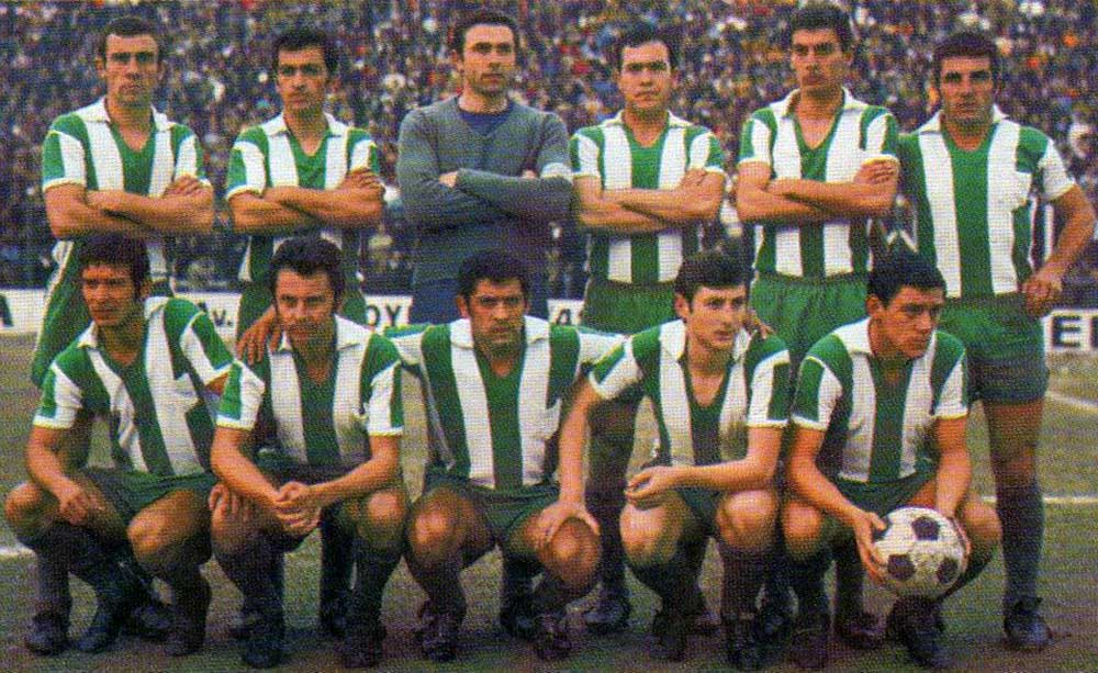 banfield campeon promocional 1968