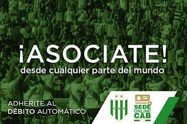 asociate al club atletico banfield