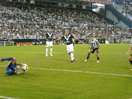 Vélez vs Banfield