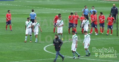 independiente banfield sintesis