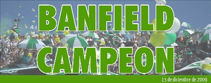 campeon banfield